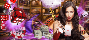 but in a continuous live blackjack casino game, it's…
